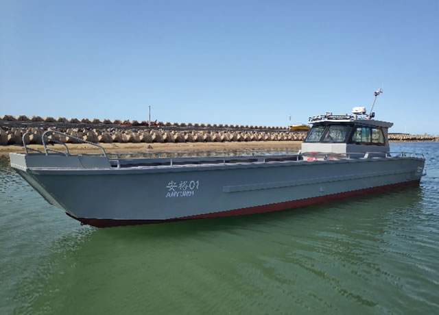 14米工作运输艇