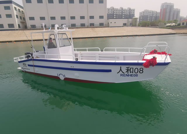 7.5米工作运输艇