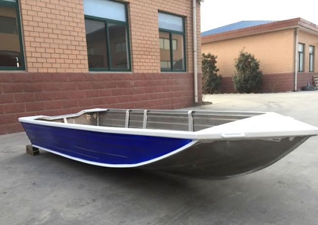 Small aluminum alloy Leisure Boat Series 1
