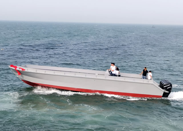 13.8m working transport boat